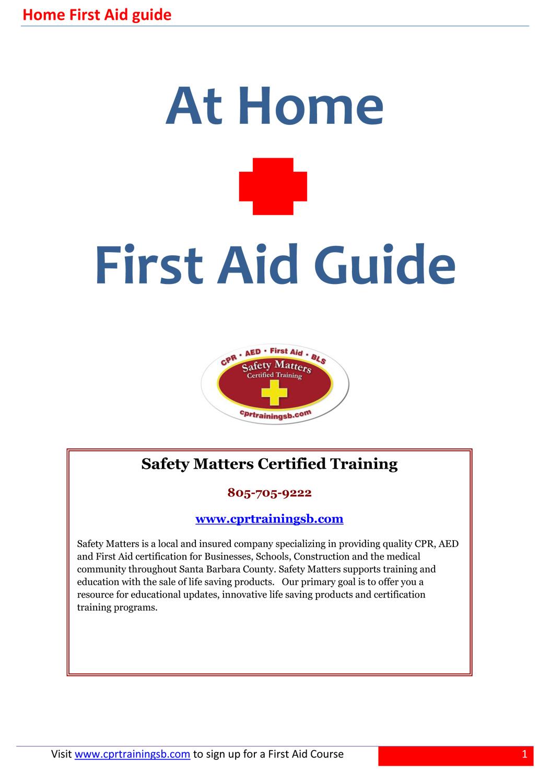 CPR Training SB