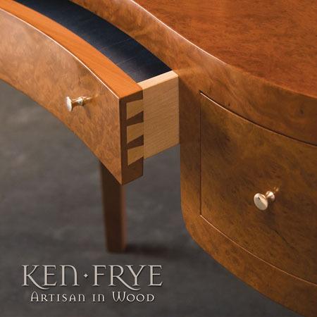 Ken Frye Artisan in Wood