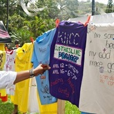 TOCO CLOTHESLINE PROJECT