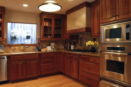 Seaview Cottage Kitchen