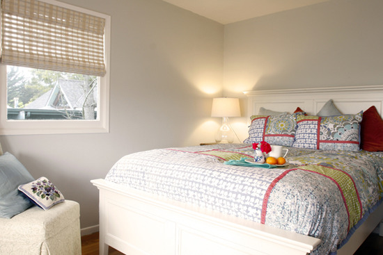 Seaview Cottage Bedroom Two