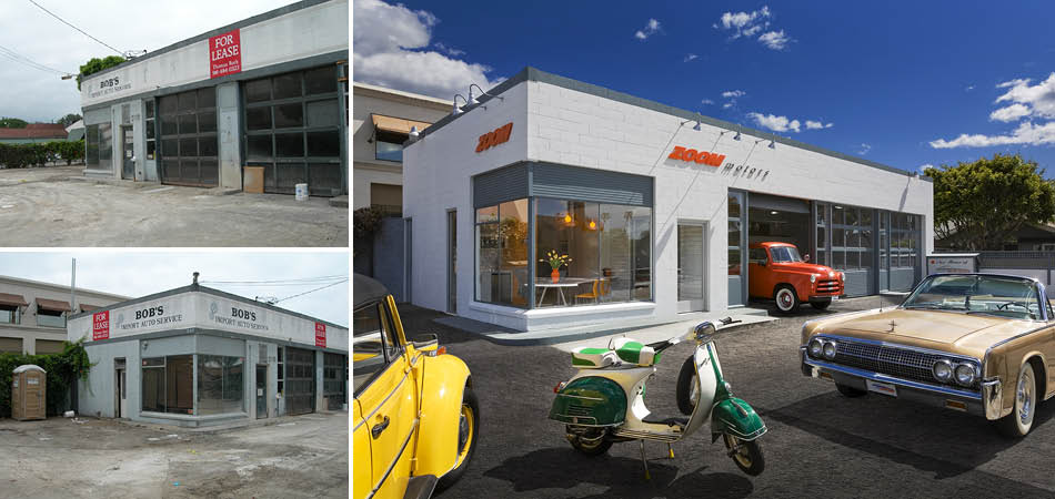 Before and After | Zoom Motors, Santa Barbara