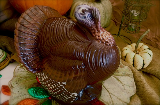 Giant Chocolate Turkey Giveaway!