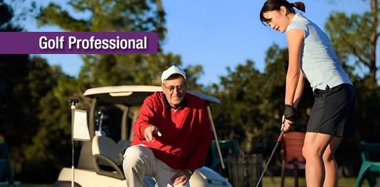 Teaching Golf Professional