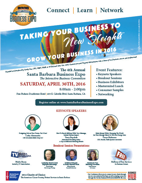 2016 Business Expo Flyer