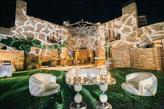 La Festa Bianca a la Villa Sunstone - #HolidayParty