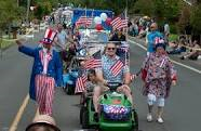 US Independence Day Parade, Festival and Fourth of July Fireworks in Solvang!