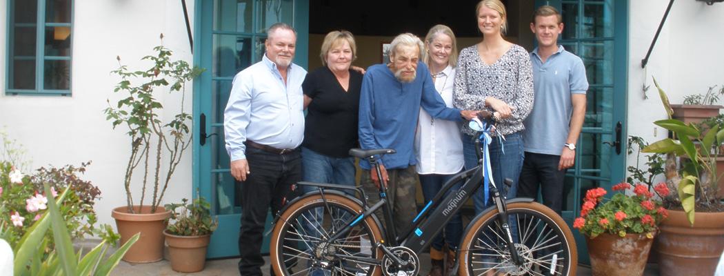 Bicycle Birthday Gift