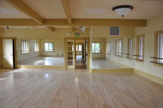 Carrillo Recreation Center New Studio