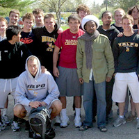 Valpo Men's Soccer Holding Charity Game Friday for TOCO