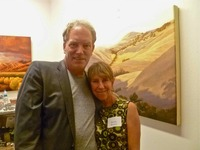 Robert F. Adams, ASLA Featured at Arts Fund Salon in Santa Barbara