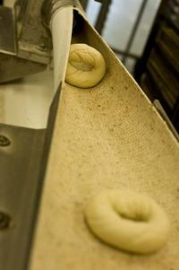 Making of Jacks Famous Bagels