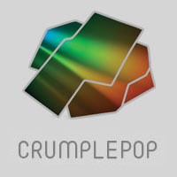 Crumple Pop Logo