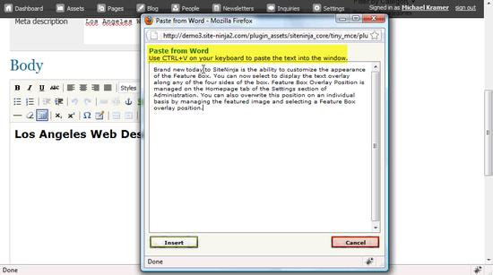 Formatting Text - 2