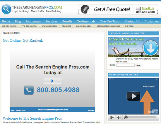 The Search Engine Pros