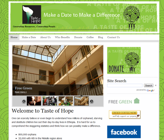Taste of Hope Worldwide