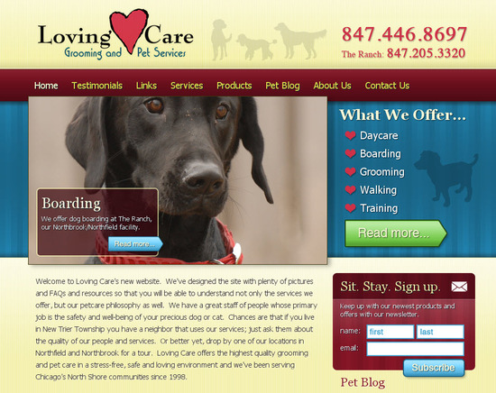 Loving Care Pet Services