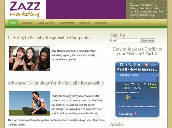 Zazz Marketing