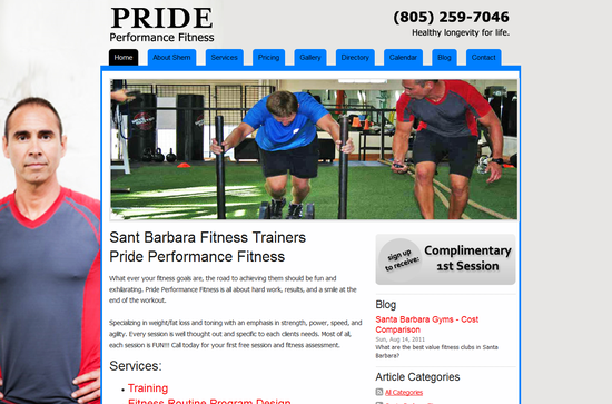 Pride Performance Fitness