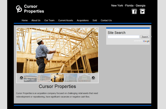 Cursor Properties