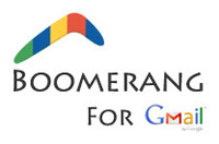 Boomerang for Gmail and Google Application Email