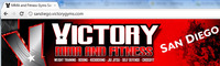 Victory Gyms Subdomain - San Diego - for better SEO