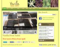 Vanilla From Tahiti