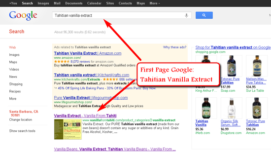 Search Engine Optimization - How Do I Get My Site on Google