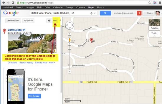 Adding Google Maps