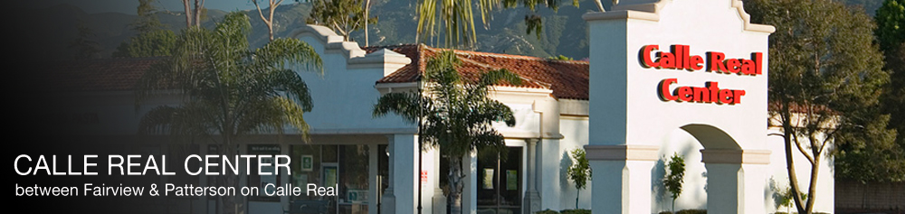 Calle Real Center - Goleta, California