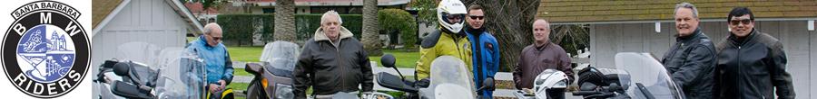 Santa Barbara BMW Motorcycle Riders | Goleta | Ventura