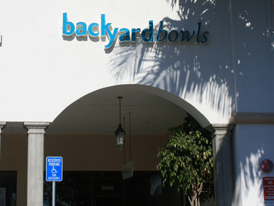 backyard bowls calle real center goleta california