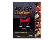 Harbinger Sports Fitness Ad 1