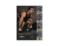 Harbinger Sports Fitness Ad 3