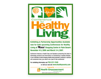 Healthy Living Conference Ad 2