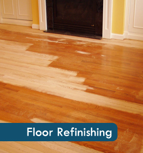Floor Refinishing Santa Barbara