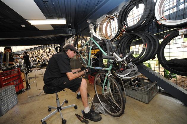 Bikestation Service