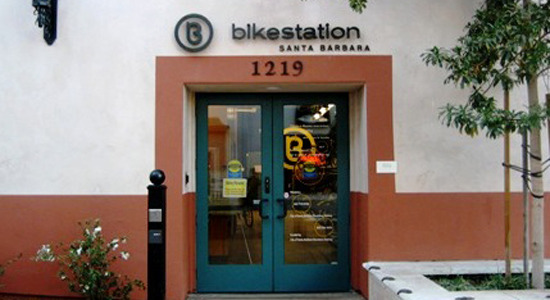 Bikestation Santa Barbara