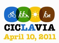 CicLAvia:  Play in LA Streets Free of Cars!
