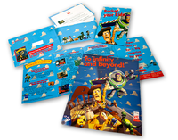 Disney Interactive Toy Story Package