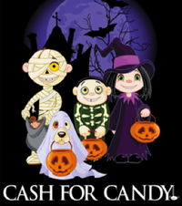 Johnson Family Dental's Annual Cash for Candy