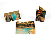 Oasis Fitness Business Card