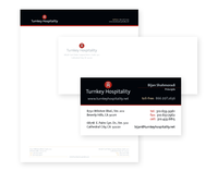 Turnkey Hospitality Stationary