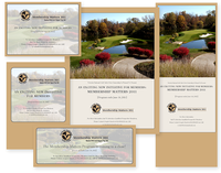 Victoria National Golf Club Collateral