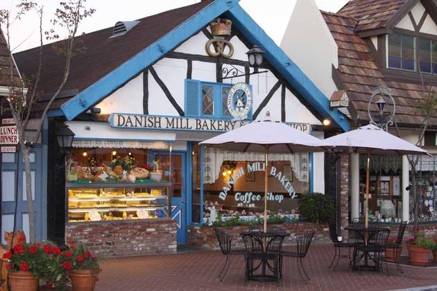 Danish Mill Bakery - Solvang
