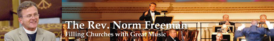 Jazz Ministry | The Rev. Norm Freeman