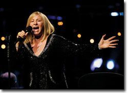 "Emmy Award Winner, Streisand's ""Come Rain or Come Shine"""