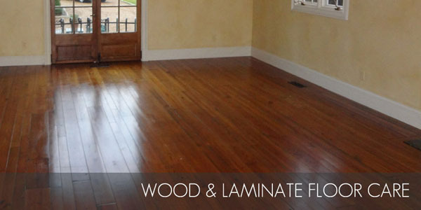 Wood & Laminate Floor Care