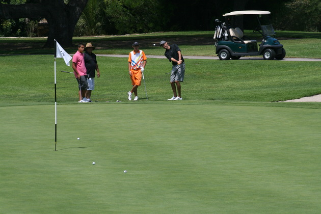 St. Vincent's 11th Annual Golf Classic - Mon., Aug. 27, 2012