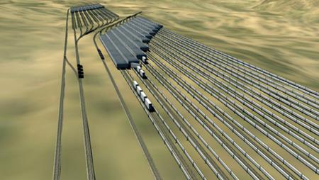 grid scale energy storage